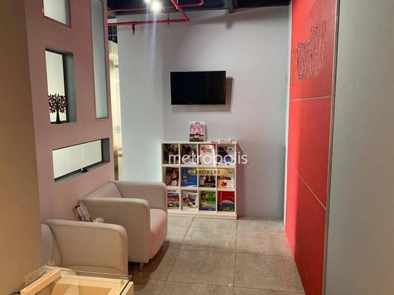 Sala Para Alugar, 54 M² Por R$ 2.600/mês - Boa Vista - São Caetano Do Sul/sp - Sa0466