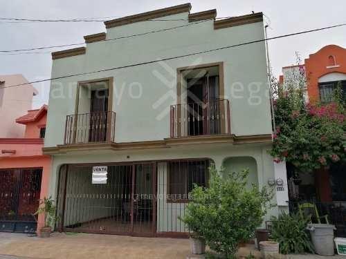 Casa En La Nogalera Sector 3, San Nicolás De Los Garza