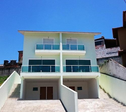 Casa Com 3 Dormitórios À Venda, 162 M² - Vila D'este - Cotia/sp - Ca2029