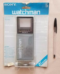 Tv Sony Watchman P&b 2