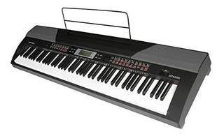 Piano Digital Medeli Sp4200 Con 88 Teclas De Accion De Marti