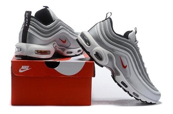 Nike Air Max Plus 97 Silver Bullet