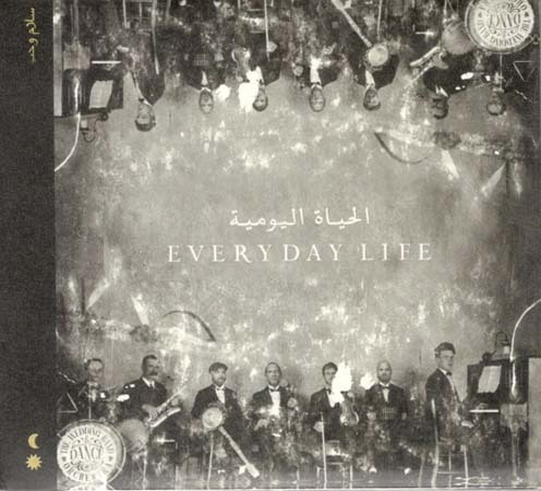 Cd - Everyday Life - Coldplay