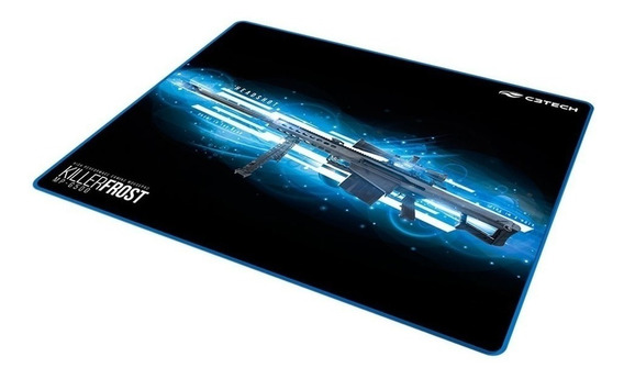 Mouse Pad Gamer Pro C3tech 430x350x4mm