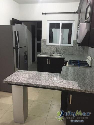 Se Vende Apartamento  En Zona 14 La Villa  - Pma-002-01-16