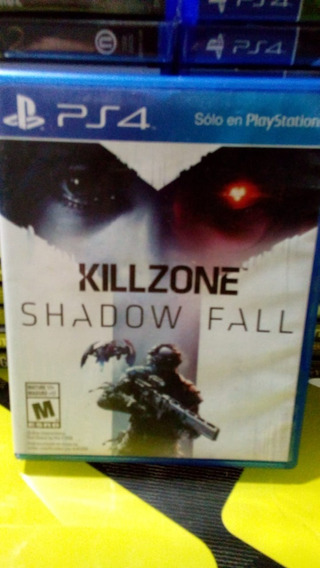 Killzone Shadwo Fall Ps4 Em Portugues Midia Fisica