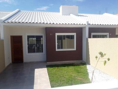 Casa Residencial A Venda Eucaliptos - Fazenda Rio Grande Ca0896 - Ca0896 - 33331939