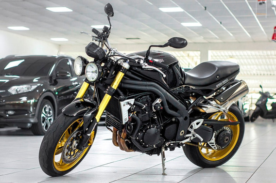 Speed Triple 1050cc Ano 2009 Financiamos Em Ate 36x