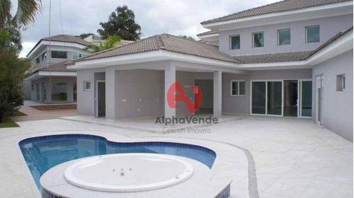 Imagem 1 de 30 de Casa Com 5 Dormitórios À Venda, 1150 M² - Alphaville - Barueri/sp - Ca6221