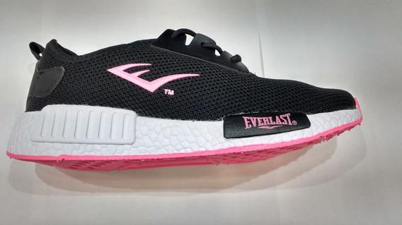 Zapatillas Everlast Running Mujer Fitness