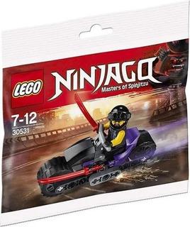Lego Ninjago Sons Of Garmadon 38 Piezas 30531