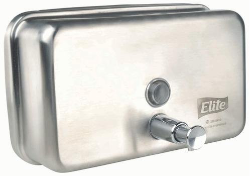 Dispenser Jabón Liquido Inoxidable 8738 Elite Professional