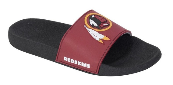 Chinelo Storm Slip On Washington Redskins Nfl