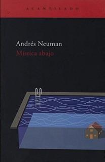 Mística Abajo, Andrés Neuman, Acantilado