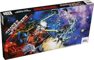 Juegos De Mesa,juego Transformers Aventura Derrota A Los..