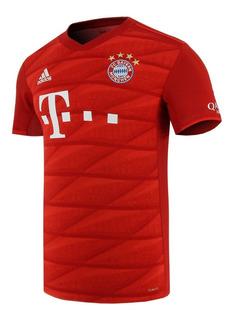 Camiseta Original Del Bayern Muni. 2019/2020 Versión Jugador