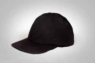 Gorra Con Casquete Plástico Negra De Protección Libus