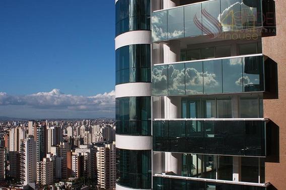 Apartamento Alto Luxo À Venda, Jardim Analia Franco, São Paulo - (l) - Ap0005