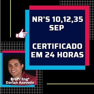 Nr (10,12,18,35 Ou Sep) + Certificado