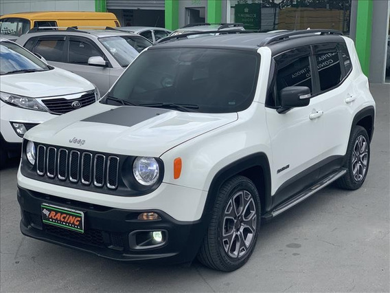 Jeep Renegade 1.8 Longitude 2017