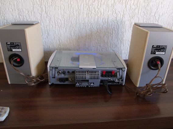 Jvc Micro System Am/fm Toca Cd