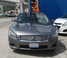 Nissan Maxima 2014 4p Exclusive V6 3.5 Aut