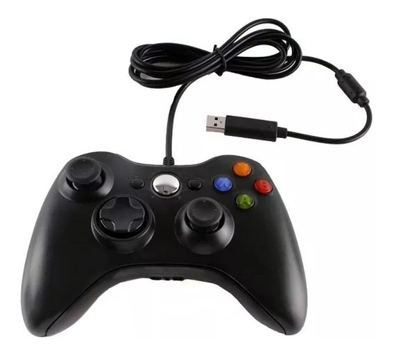 Control Xbox 360 Game Pad Alambrico Generico/e