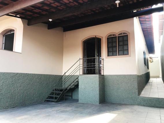 Casa Com 4 Quartos Para Alugar No Ressaca Em Contagem/mg - 1299