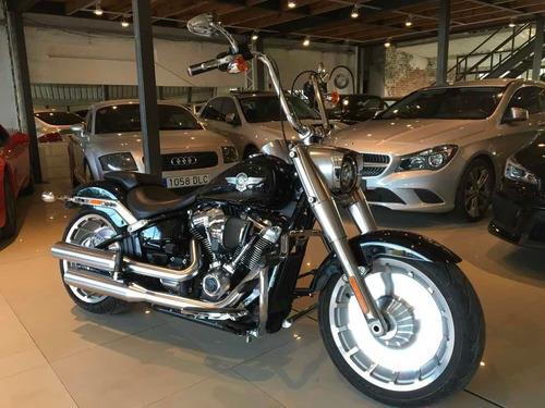 Harley Davidson Fat Boy - Excelente Estado - Defranco Motors