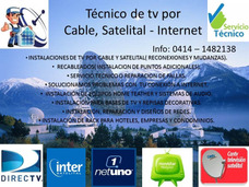 Tecnico Tv Satelital Por Cable E Internet