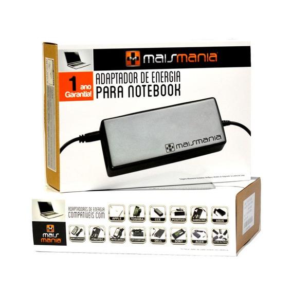 Fonte P/ Notebook 19v 3.42a Plug. 5.5×2.5mm Mm394