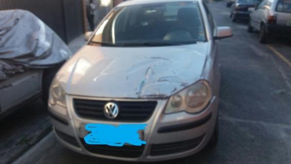 Volkswagen Polo 1.6 Vht Total Flex 5p 2009