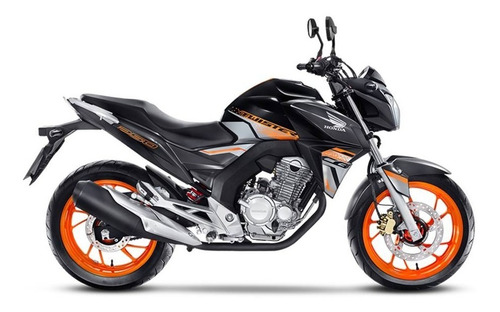 Cb Twister 250 Abs  Cor Especial Honda 2021 / 2021