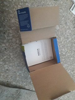 Caja Teléfono Nokia C1-01 V
