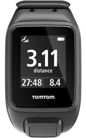 Relógio Tomtom Spark 3 Small Cardio Gps Original Preto Usado
