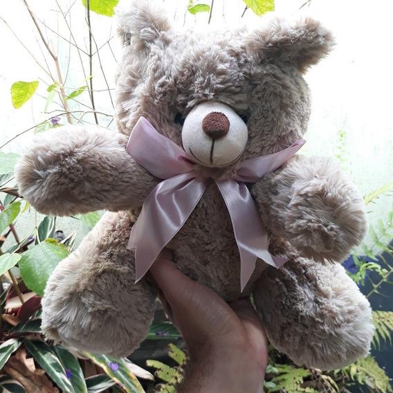 Ursinho Urso 30cm Presente Dia Dos Namorados Amor Promoção
