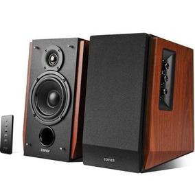 Monitor De Áudio Bluetooth R1700bt Madeira Edifier 2.0 - 66w