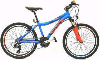 Bicicleta Raleigh Scout Rod 24 Alum 21 Vel 2018 Envio Gratis