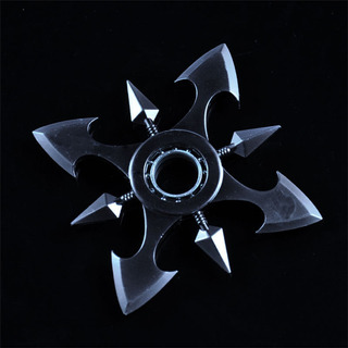 Mão Spinner Tri Fidget Metal Foco Foco Edc Brinquedos Para