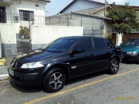 Renault Megane 2008 2.016v Ac Troca