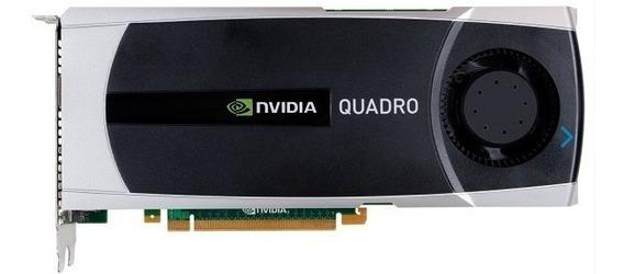 Tarjeta Video Nvidia Quadro 5000 26gb Ddr5 (repuesto)