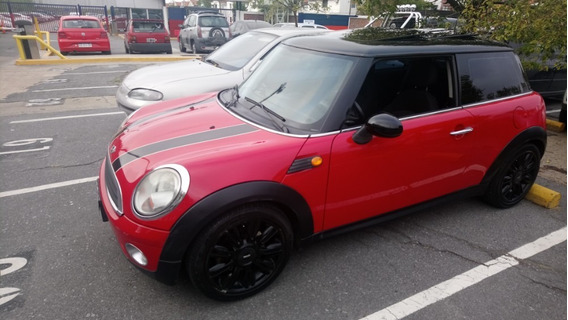 Mini Cooper 1.6 Chili 2007 Oportunidad Original Aspirado