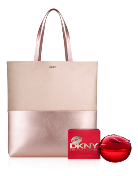 Perfume Dkny Be Tempted Edp 100ml + Regalo!
