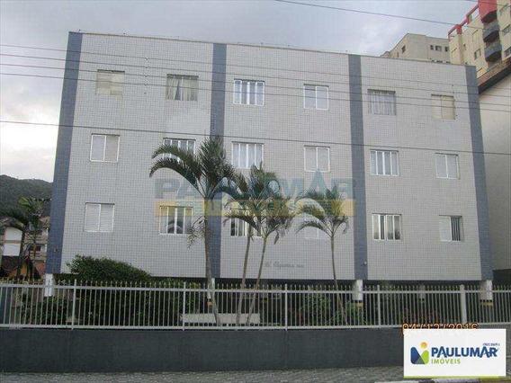 Apartamento Com 1 Dorm, Centro, Mongaguá - R$ 220 Mil, Cod: 49108 - V49108