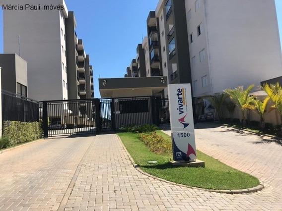 Apartamento No Condomínio Vivarte - Medeiros - Jundiaí - Ap03809 - 34204848