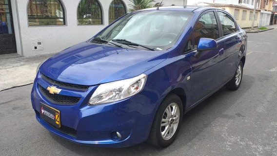 Chevrolet Sail Ltz 1.4 Mt Full Equipo