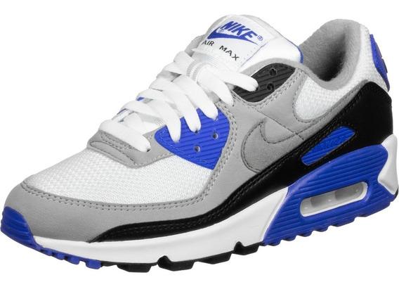 Nike Air Max 90 Og Hyper Royal Mujer Originales