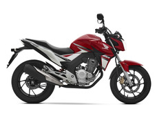 Honda Cb250 Twister Roja 2018 0km