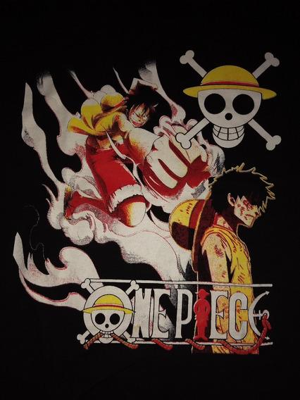 Camisa Camiseta Anime One Piece Luffy