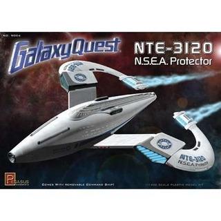 1/1400 Galaxy Quest N.s.e.a. Nave Espacial Protectora!